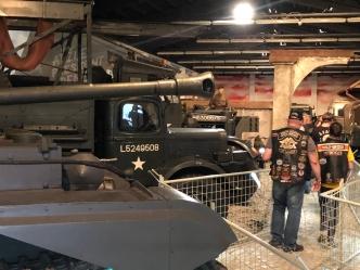 HD Visita a zona militar con Harlistas